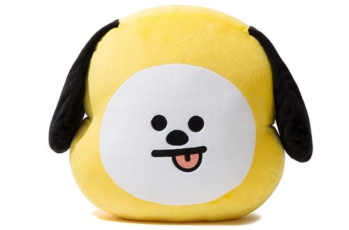 Chimmy Cushion 16.5 inches Yellow