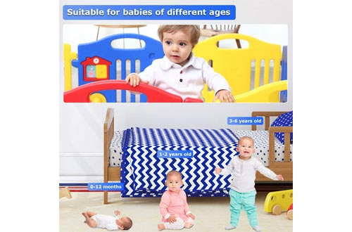 Baby Playpen for Babies Baby Play Playards 8 Panels Infants