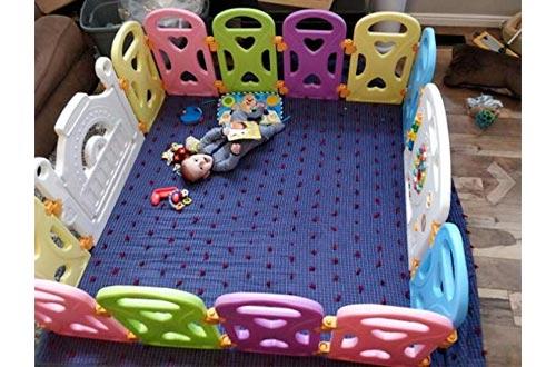 Baby Playpen Kids Activity Centre Safety Play Yard Home Indoor Outdoor