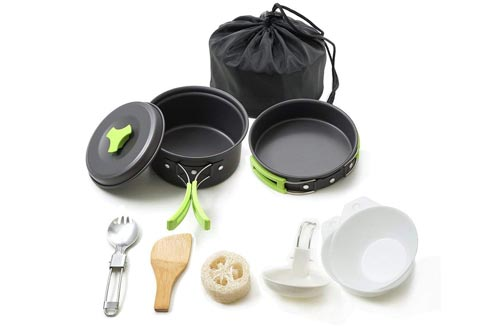 HONEST OUTFITTERS Honest Portable Cookware