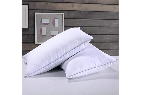 Homelike Moment Down Feather Pillow Feather Bed Pillows