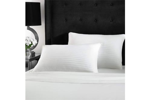 Beckham Hotel Collection Gel Pillow 2, Pack Luxury Plush Pillow
