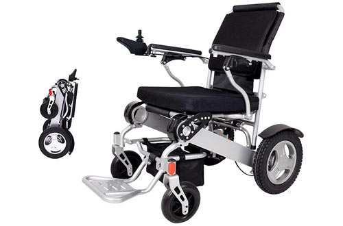 WISGING Smart Electric Wheelchairs Lightweight