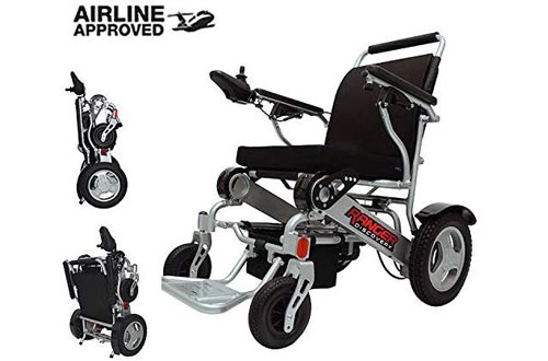 Porto Mobility Ranger D09 Portable Power Wheelchair