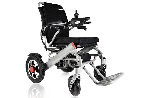 Bangeran Wheelchairs Electric Folding Carry Power Chair