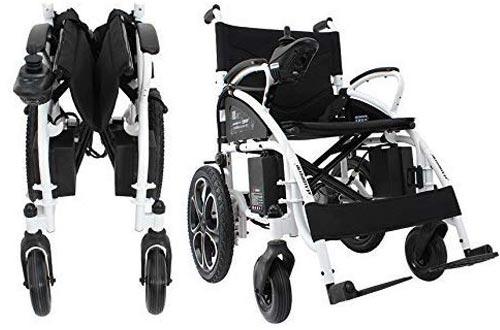 Culver Best Wheelchair 2019 Electric Wheelchair Folding Lightweight