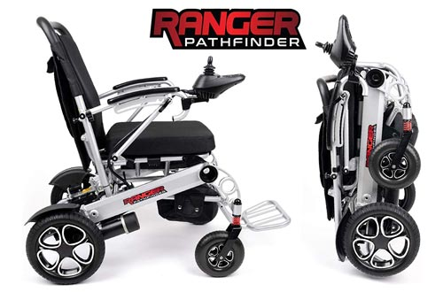 Porto Mobility Ranger X6 Power Wheelchair