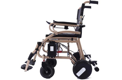 ComfyGO Exclusive Deluxe Electric Wheelchair