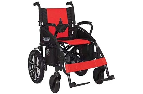 6011 Comfy Go Electric Wheelchair Adults