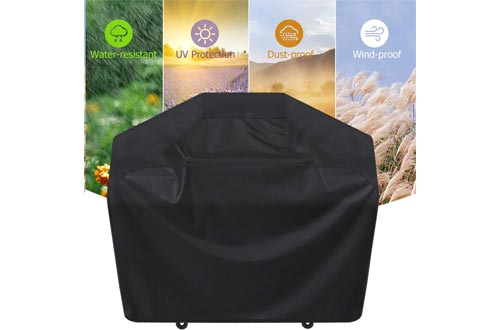 SARCCH Grill Cover,58- inches BBQ Special Grill Cover, Waterproof,UV and Fade Resistant