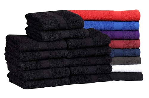 Cotton Towels 24-Pack