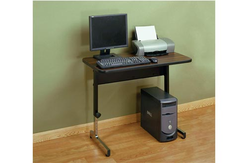 Calico Designs Adapta Height Adjustable Office Desk, All-Purpose Utility Table