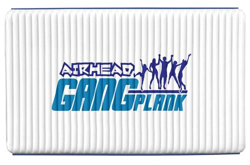 NEW AIRHEAD AHGP-6 Gang Plank Inflatable Floating Mat