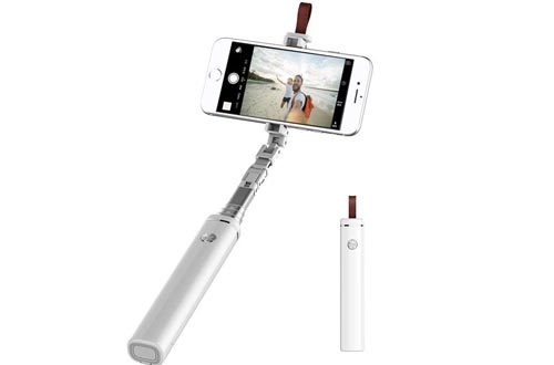 MIPOW Compact Waterproof Professional Selfie Sticks Bluetooth