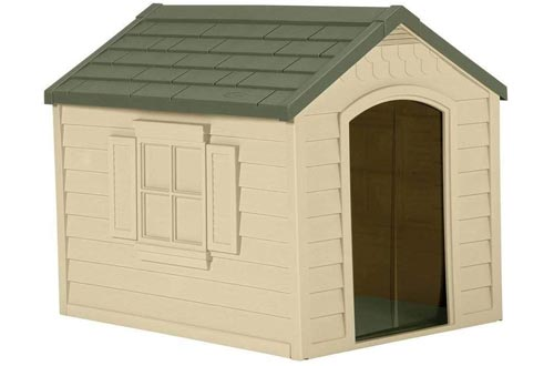 Suncast Dog Houses with Door