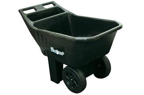 The Ames Companies, Inc 2463675 Garden Cart Easy Roller