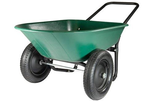 Marathon Yard Rover Garden Cart