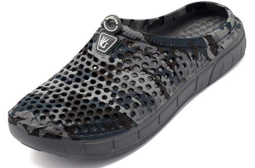 Welltree Garden Shoes Quick Drying Clogs