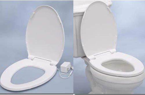 Hogue, Inc. UltraTouch Toilet Seat