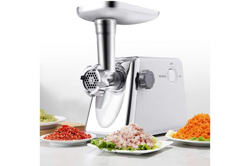 Safstar Electric Meat Grinders 1300W Professional Commercial Home Food