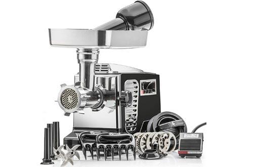 STX Turboforce II Platinum Meat Grinder