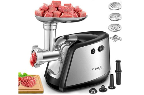Aaobosi Electric Meat Grinder 1200w