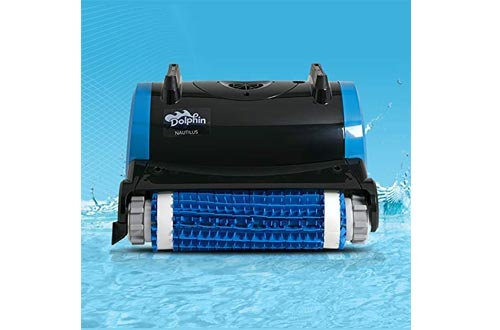 Dolphin Nautilus Pool Cleaner with Dual Filter Cartridge