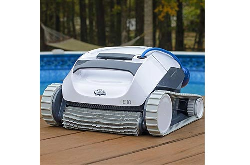Dolphin E10 Pool Cleaner Automatic Robotic with Filter Basket