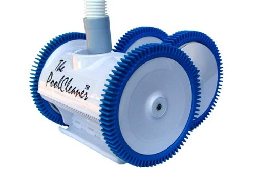 Dolphin Nautilus CC Pool Cleaner with Large Capacity