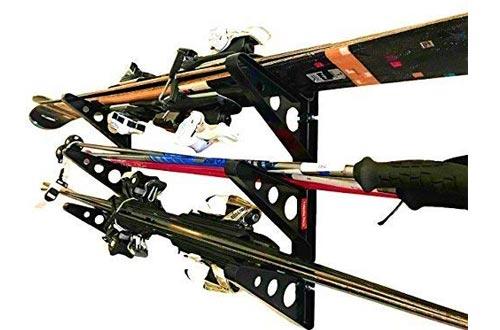 StoreYourBoard Ski Storage Racks