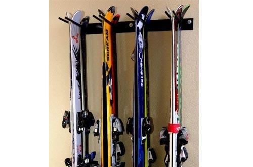 Rough Rack 4-8 Snowboard Ski Rack