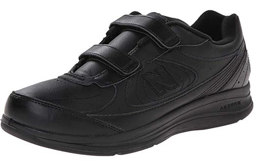 Men's Hook and Loop MW577 Walking Shoes