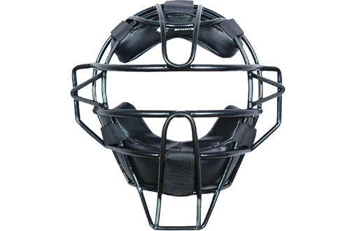 Champro Catcher's Mask (Black, 27-Ounce/Adult)