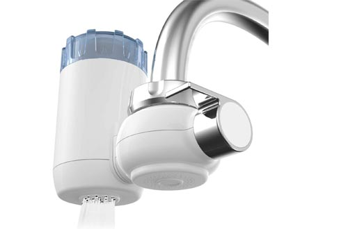 SimPure Faucet Water Filter,Faucet Tap Water Purifier Filtration System