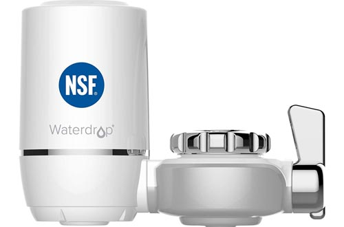 Waterdrop WD-FC-01 NSF Certified 320-Gallon Long-Lasting Filtration System