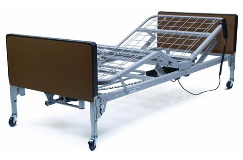 LUMEX Patriot Semi-Electric Homecare Bed