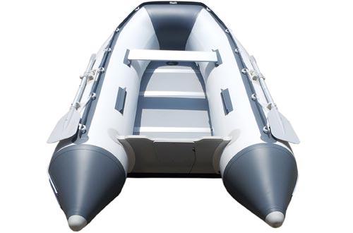 Newport Vessels 9ft 6in Del Mar - Inflatable Dinghy Boat - Transom Sport Tender Boat