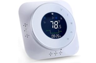 Smart Wifi Thermostats for Home - Programmable Thermostat that Works with Alexa Google Home IFTTT, Remote Control Digital Temperature Controller