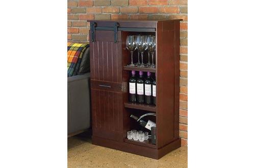 northbeam WNR0051710800 Oxford Bar Wine Cabinet