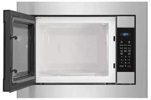 Frigidaire FPMO227NUF 25 Inch Wide 2.2 Cu. Ft. 1200 Watt Built-In Microwave with, Stainless Steel