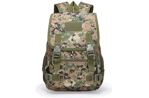 Fancy Dawn Tactical Backpack 800D Military Army Waterproof Hiking Hunting Backpack Tourist Rucksack Sports Bag
