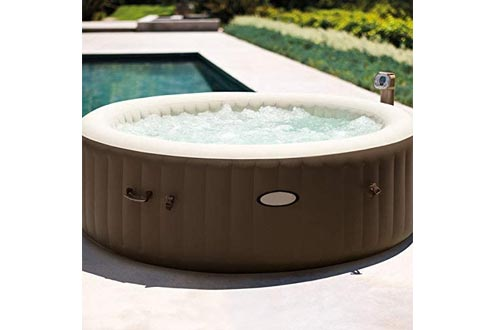 MRT SUPPLY Portable Inflatable Hot Tub