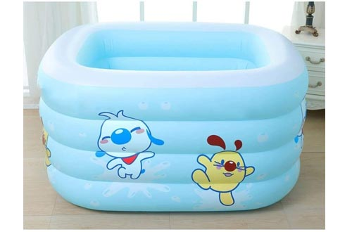 QIYUE Folding Inflatable Hot Tubs
