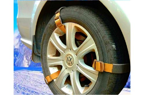 Heavy Duty Snow Tire Chains