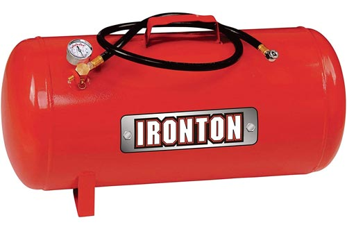 Ironton 5-Gallon Portable Air Carry Tank