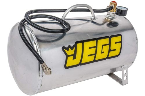 JEGS Horizontal Portable Aluminum Air Tank