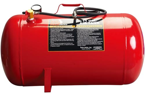 BIG RED T88011 Torin Portable Horizontal Air Tank