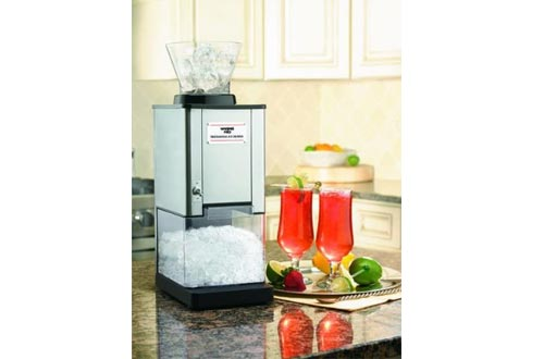 Waring Pro IC70 Professional Stainless Steel Large-Capacity Ice Crusher
