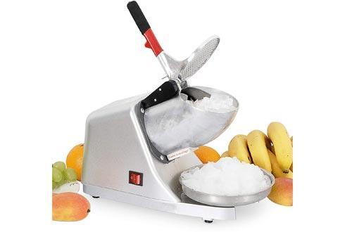 Smartxchoices Electric Ice Shaver Machine