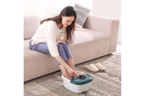 Foot Spa/Bath Massager with Heat
